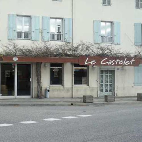 Café Le Castelet