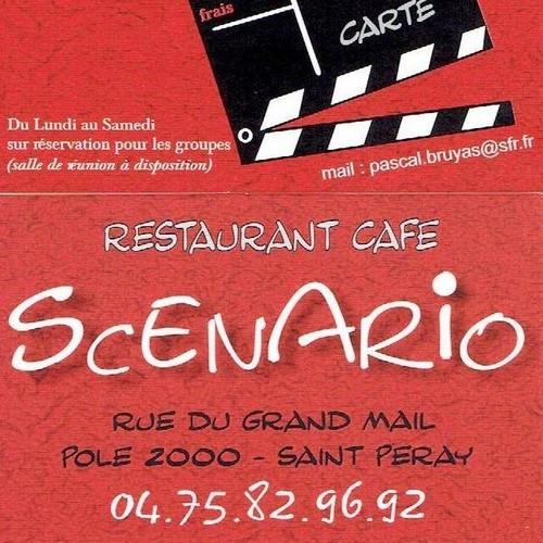 Restaurant Café Le Scénario