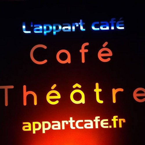 L'Appart Café Café Théâtre