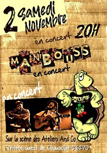 Manbouss (Roots Pacific Style)