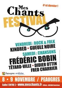 4ème et dernier Mes Chants Festival !