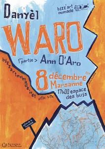 Danyèl Waro + Ann O'Aro (La Réunion)