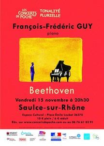 """François-Frédéric Guy """"Beethoven"""""""