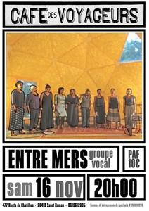 Groupe Vocal Entre Mers (Chants du Caucase et du Proche-Orient)