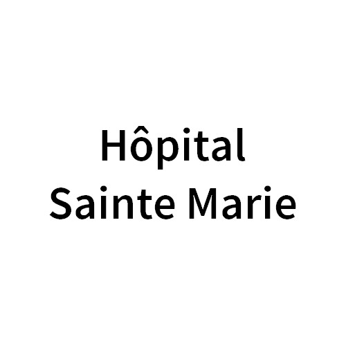 Hôpital Sainte Marie