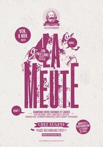 La Meute (Chanson / Rock / Transe)
