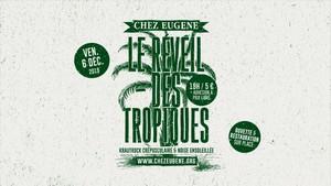 Le Réveil des Tropiques (Envolées Extatiques / Krautrock Crépusculaire & Noise Ensoleillée)