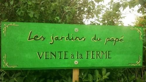 Les Jardins du Papé
