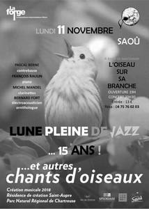 Les Oiseaux Conférence Musicale