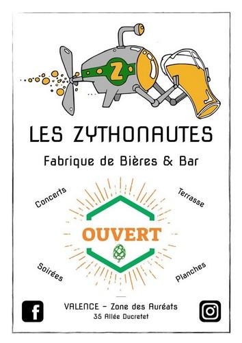 Les Zythonautes