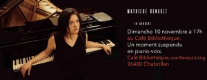 Mathilde Renault (Intimistic Piano Folk)