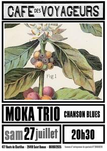 Moka Trio (Blues)
