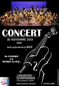 Orchestre Symphonique de Chabeuil et ses 50 Musiciens
