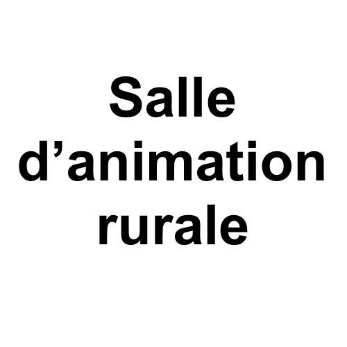 Salle d'Animation Rurale