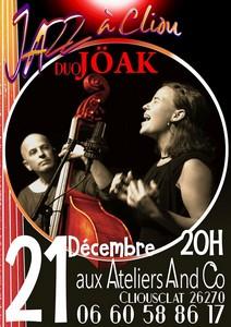 3ème Soirée Jazz avec Duo Jöak (Jazz)