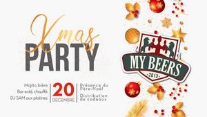 Christmas Party avec DJ Sam