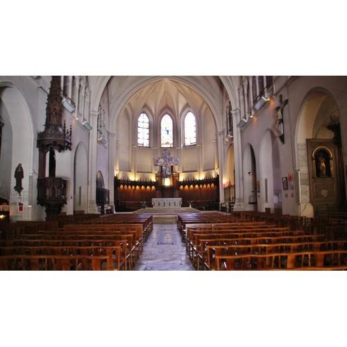Collégiale Sainte-Croix