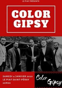 Color Gipsy