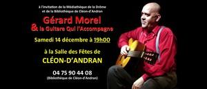 Gérard Morel & la Guitare Qui l'Accompagne