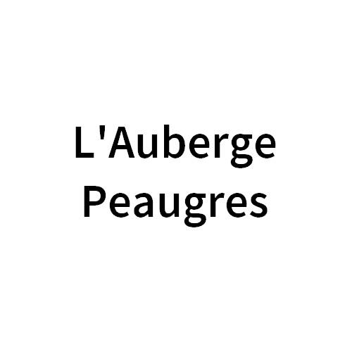 L'Auberge Peaugres