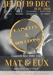 Mat & Eux (Rock / PoP / Festif)