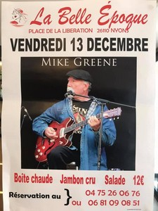 Mike Greene (Blues / Roots)