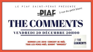 Noël avec The Comments (Pop 'N Rock)
