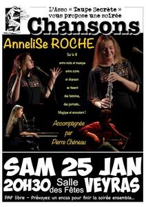 Anne-Lise Roche (Chanson à Texte)
