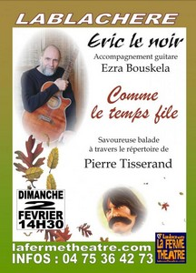 Eric Lenoir chante Pierre Tisserand