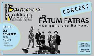 Fatum Fatras (Klezmer / Balkanique)