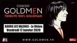 """""""COMPLET""""      Goldmen (Tribute Jean-Jacques Goldman)"""
