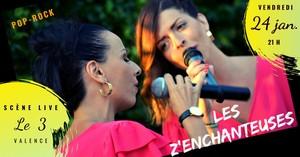 Les Z'Enchanteuses (Duo Vocal)
