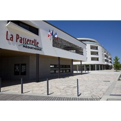 Médiathèque La Passerelle