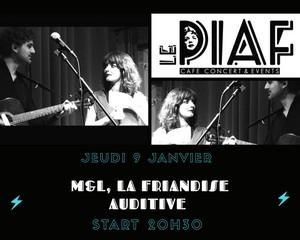 M&L La Friandise Auditive (Pop / Folk / Rock)