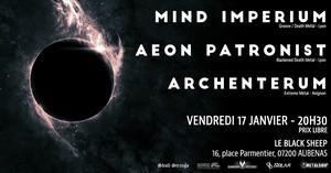 Mind Imperium + Aeon Patronist + Archenterum