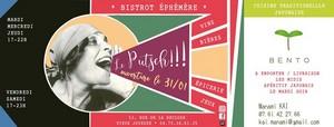 Ouverture du Putsch avec Joie (Electro / Pop / Consensuelle)