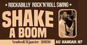 Shake a Boom (Rockabilly)