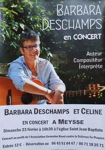 Barbara Deschamps et Céline (Chanson)