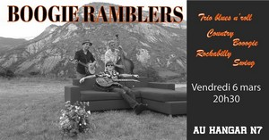 Boogie Ramblers (Blues N'Roll)