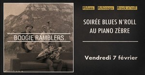 Boogie Ramblers (Blues N'Roll)