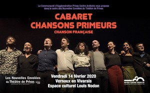 Cabaret Chansons Primeurs (Chanson Française)