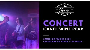 Canel Wine Pear (Acoustique Rock)
