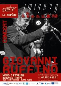 Giovanni Ruffino (Jazz et Musique Contemporaine)