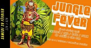 Jungle Fever ! avec Dr Jekill et Sho San