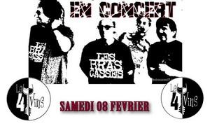Les Bras Cassés (Groupe Rock 70)