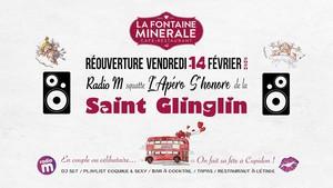 Radio M squatte L'Apéro S'honore de la Saint Glinglin