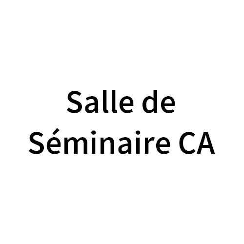 Salle de Séminaire CA