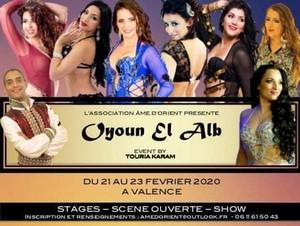 Scène Ouverte et Spectacle Festival Oyoun El Alb