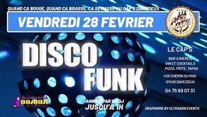 Soirée Disco / Funky Baby