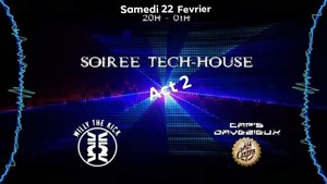 Tech-House Act 2 avec Willy The Kick